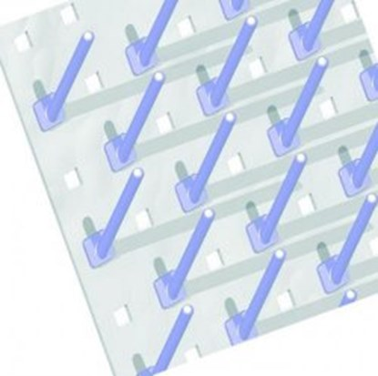 Slika za Pegs for LaboPlast<SUP>®</SUP> draining racks