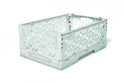 Slika za foldable box mini, 4 l, white