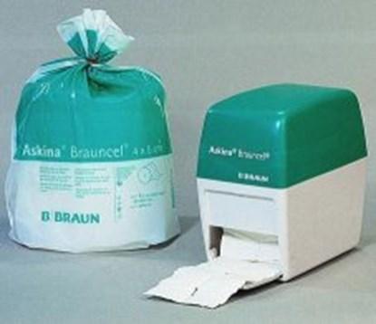 Slika za askinar brauncelr cellulose swabs