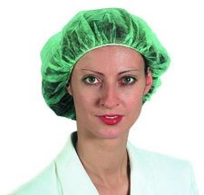 Slika za kapa zaštitna zelena pk/100