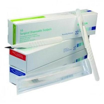 Slika za skalpel cutfix sterilni br.21  pk/10