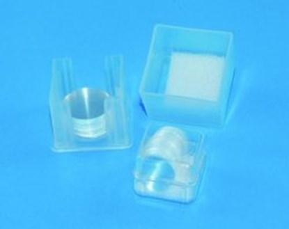 Slika za cover glasses, round, pure white