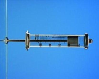 Slika za šprica staklo/metal 1ml graduirana smeđim autoklavirajuća na 134c