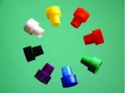 Slika za čep za nmr cjevčice zeleni pk/100