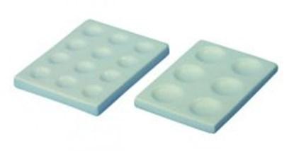 Slika za LLG-Staining plates, porcelain