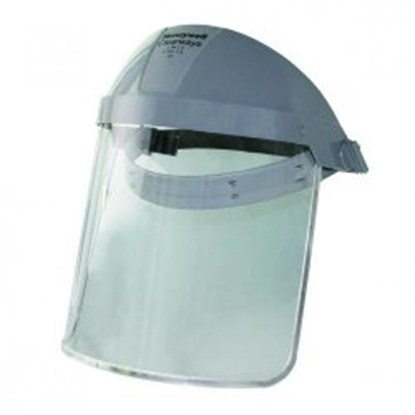 Slika za vizir zaštitni acetat clearways cv84 a prozirni protiv tekućih kemikalija