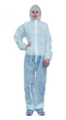 Slika za odijelo zaštitno vel xxl kategorija i proizvođač llg 10/pk