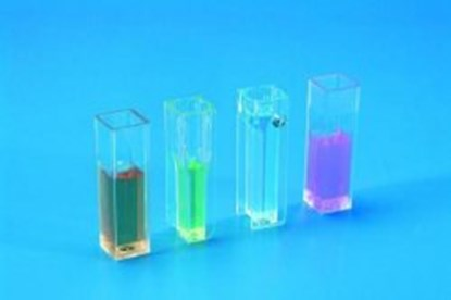 Slika za kiveta semi-micro 2,5 ml, pmma, pak/100