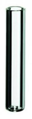 Slika za inserti za viale na navoj nd9 staklo bijeli 0,20ml ravni pk/100
