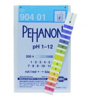 Slika za papir indikator pehanon ph 12-14