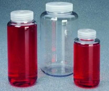Slika za boca za centrifugu pc 500ml kristalno bistre + pp čep na navoj
