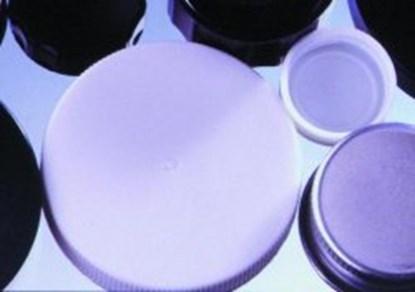 Slika za čep pp bijeli r3/20 za bocu na navoj pk/100 autoklavirajući