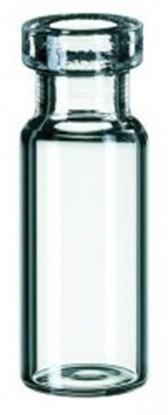 Slika za viali krimp staklo smeđi nd11 1,5ml ravno dno pk/100
