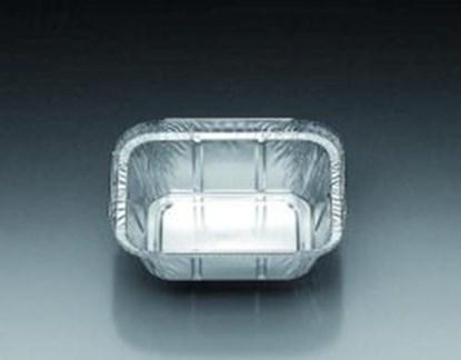 Slika za alu bowl 251 ml, square