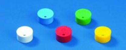 Slika za krio-umetak za čep krioepruvete crveni pp pk/500