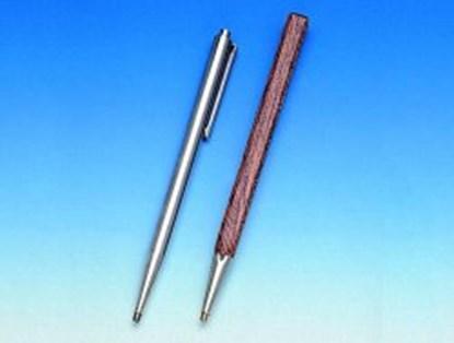 Slika za marker za staklo dijamantni drveni držač