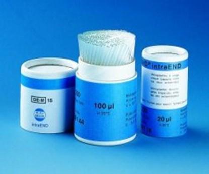 Slika za disposable micro-pipets,cap. 50 ul