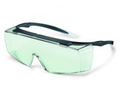 Slika za naočale zaštitne uvex super otg 9169 leće pc sive/okvir crni uv 5-2.5 optidur