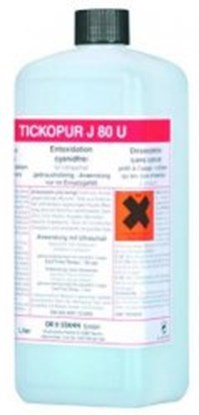 Slika za ultrasonic cleaning agent tickopur j 80