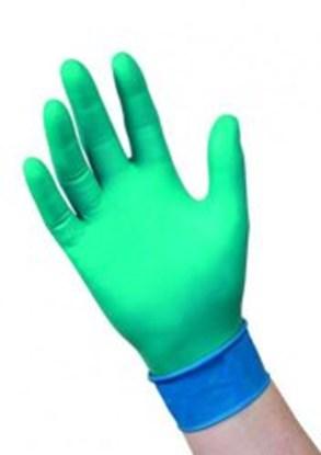 Slika za rukavice nitril/neopren m 7-8 vel zelene 300mm microflexr pk/50