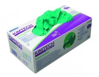 Slika za rukavice nitril bez pudera xs 5-6 vel zelene pk/250