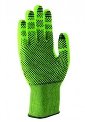 Slika za rukavice za zaštitu od posjekotine uvex-c500 7 vel 5-prstiju zelene 270mm 1par