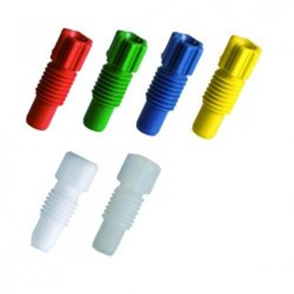 Slika za ptfe fitting with integrated ferrule, 6,