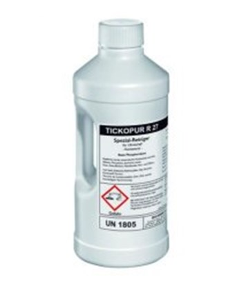 Slika za deterdžent za pranje uzv kupelji tickopur r33 2000ml