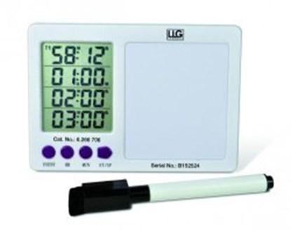 Slika za LLG-Timer with White Board, 4 channel