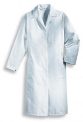 Slika za kuta laboratorijska ženska veličina 40 100% pamuk
