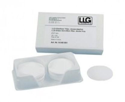 Slika za filter papir staklena vlakna 1,6um fi90mm brza filtracija pk/100