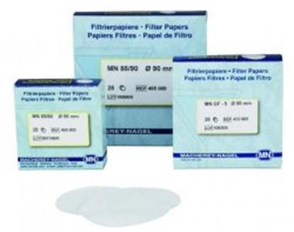 Slika za filter papir mn 85/70, 110 mm, pk/100