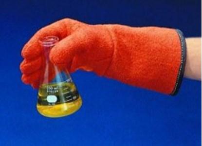 Slika za rukavice za toplinsku zaštitu/autoklav do 232°c pamuk 330mm perive