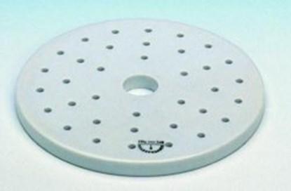 Slika za ploča za eksikator fi 140 mm, porcelan