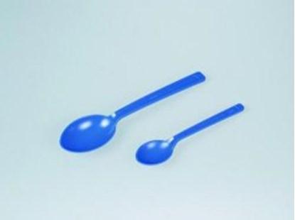 Slika za žlice ps 127mm 2,5ml plave sterilne pojedinačno pakirane pk/100