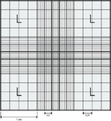 Slika za counting chamber acc.to neubauer improve