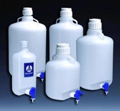 Slika za boca aspirator za destiliranu vodu pe-ld 4l + pipac na dnu