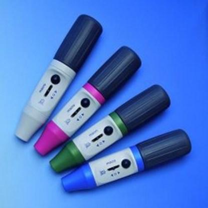 Slika za makropipeta/kontroler za pipete 0,1-200ml sivi