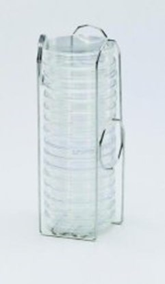 "Slika za stalak za petrijevke ""standard"" za 15xfi60-100mm"