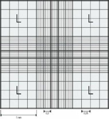 Slika za komorica za brojanje neubauer improve 0,1mm s klipsom