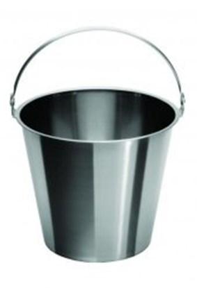 Slika za Buckets, 18/10 steel