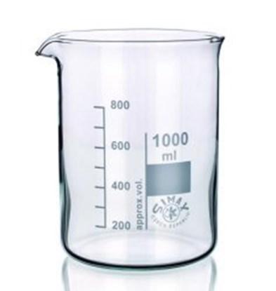 Slika za beakers 3000 ml, low form, boro 3.3