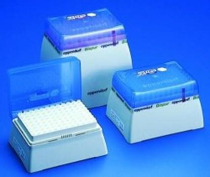 Slika za nastavci za pipetu 0,1-20ul 40mm sivi sterilni biopur u kutiji pk/5x96