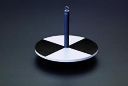 Slika za secchi disk fi250mm 4 polja (2 crna, 2 bijela)
