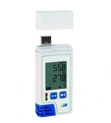 Slika za vlagomjer/termometar log210 0...100%rf/-40...+70:0,1c