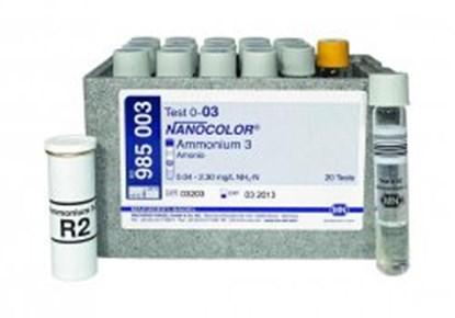 Slika za test kivete za određivanje orto i ukupnog fosfata pk/20