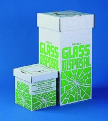 Slika za kutija kartonska za slomljeno staklo 300x300x690mm pk/6