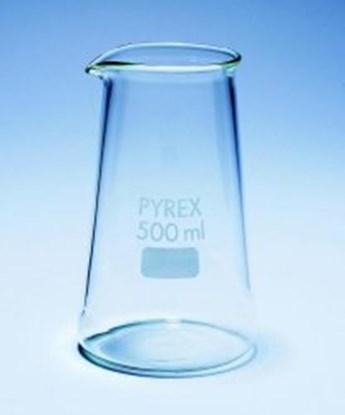 Slika za čaša staklo pirex konusna s izljevom 250ml pk/10