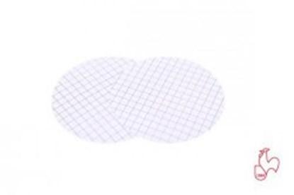 Slika za filter papir membranski cn 0,45um 47mm bijeli sterilni pk/100