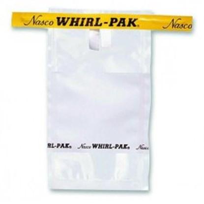 Slika za vreće pe whirl-pak 115x230mm 64um 540ml sterilne mjesto za pisanje pk/500